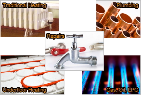 HeatKernow provides Plumbing and Heating services to Cornwall and Devon